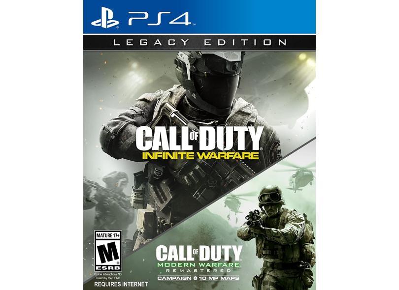 Jogo Call Of Duty Infinite Warfare PS4 Activision