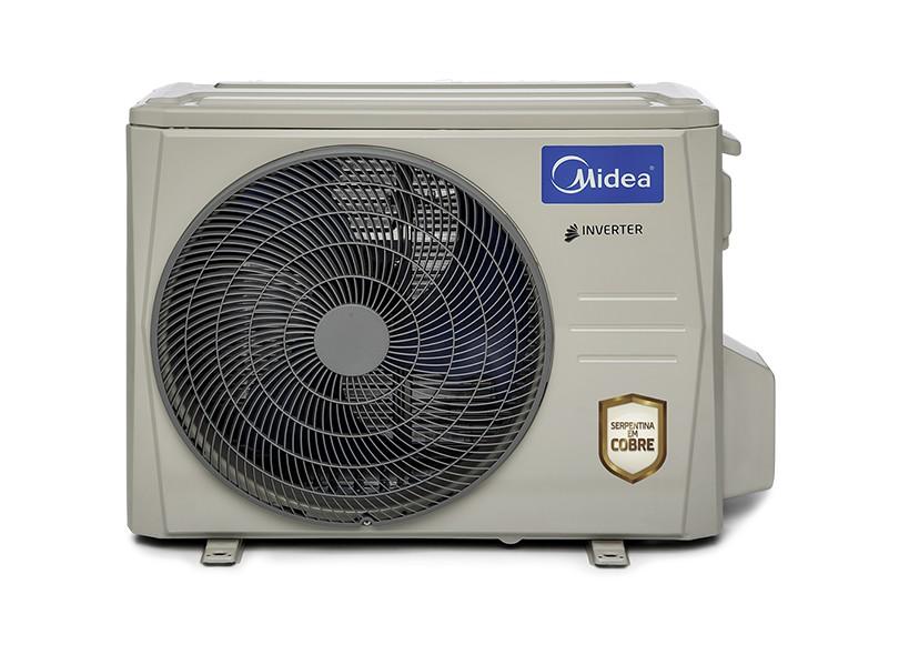 Ar Condicionado Split Hi Wall Springer Midea 12000 BTUs Inverter Controle Remoto Frio 42MBCA12M5 / 38MBCA12M5