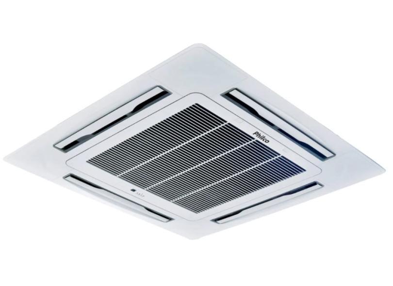 Ar-Condicionado Split Cassete Philco 24000 BTUs Controle Remoto Quente/Frio PAC24000CFM6