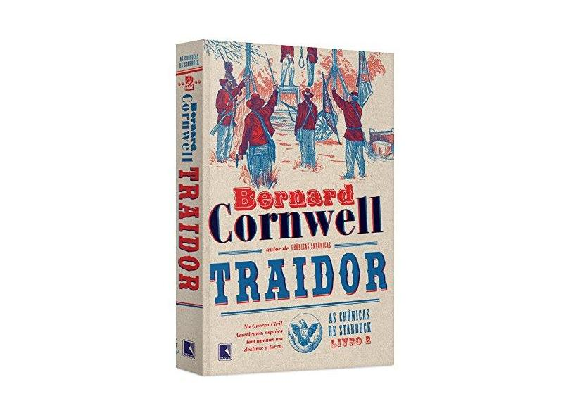 Traidor - Bernard Cornwell - 9788501106490