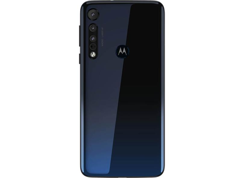 Smartphone Motorola MotorolaOne Macro 64GB Câmera Tripla Android 9.0 (Pie)