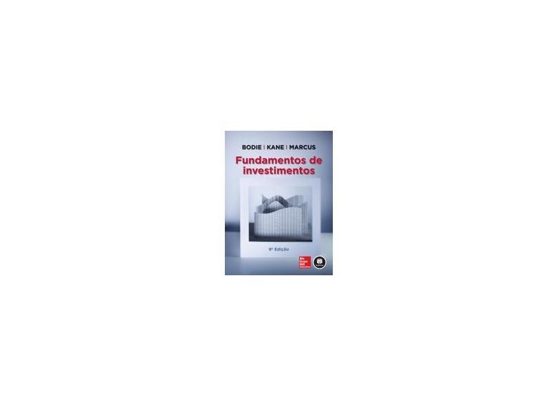 Fundamentos de Investimentos - Zvi Bodie - 9788580553772