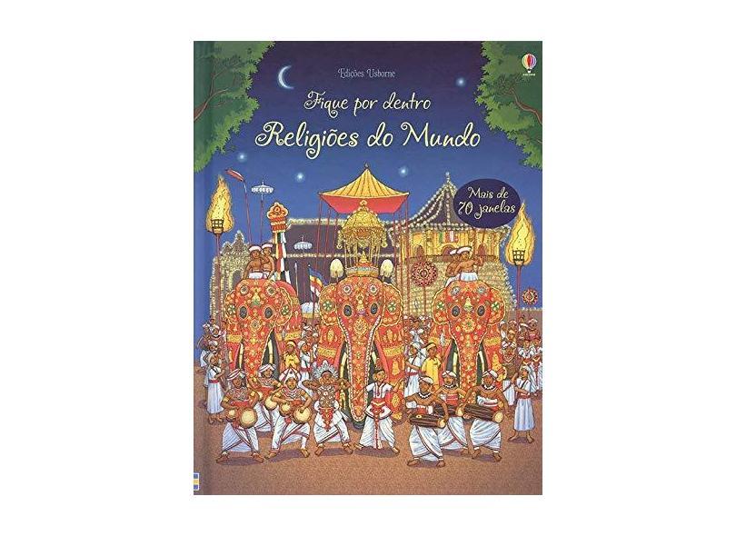 Religiões do Mundo. Fique por Dentro - Vários Autores - 9781474951944