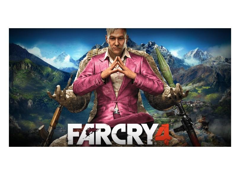 Jogo Far Cry 4 Xbox 360 Ubisoft