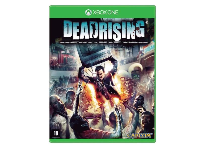 Jogo Dead Rising Xbox One Capcom