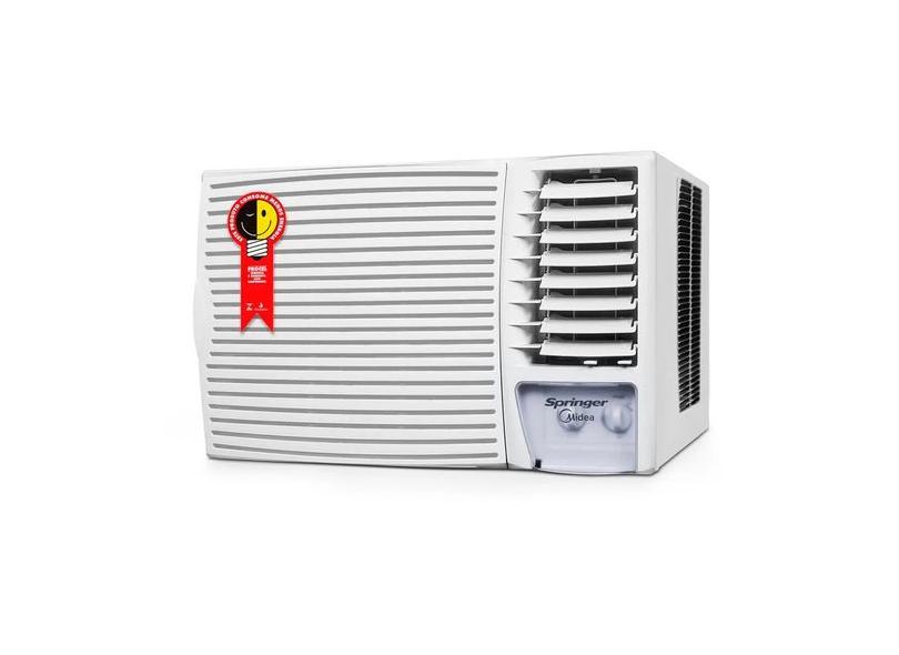 Ar-Condicionado Janela / Parede Springer Midea 12000 BTUs Frio MCI125BB