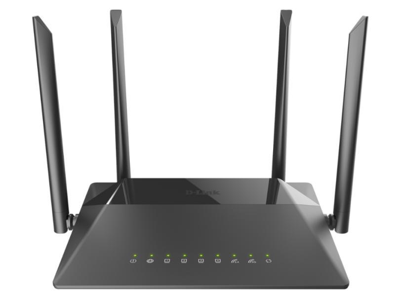 Roteador Wireless 300 Mbps 867 Mbps DIR-842 - D-Link