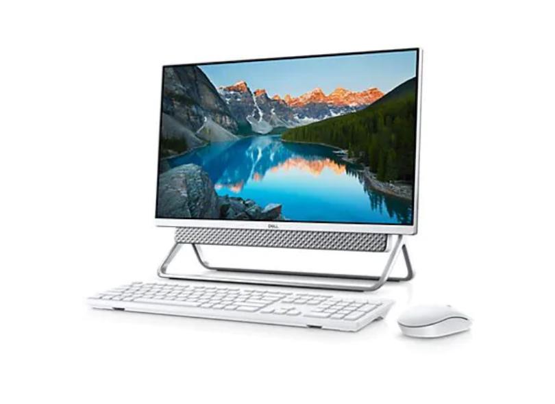 """All in One Dell Inspiron Intel Core i7 8 GB 256 GB Intel Iris Graphics 23.8 """" Windows 10 Inspiron 24 5000"""