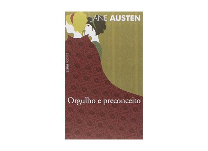 Orgulho e Preconceito - Col. L&pm Pocket - Austen, Jane - 9788525419644