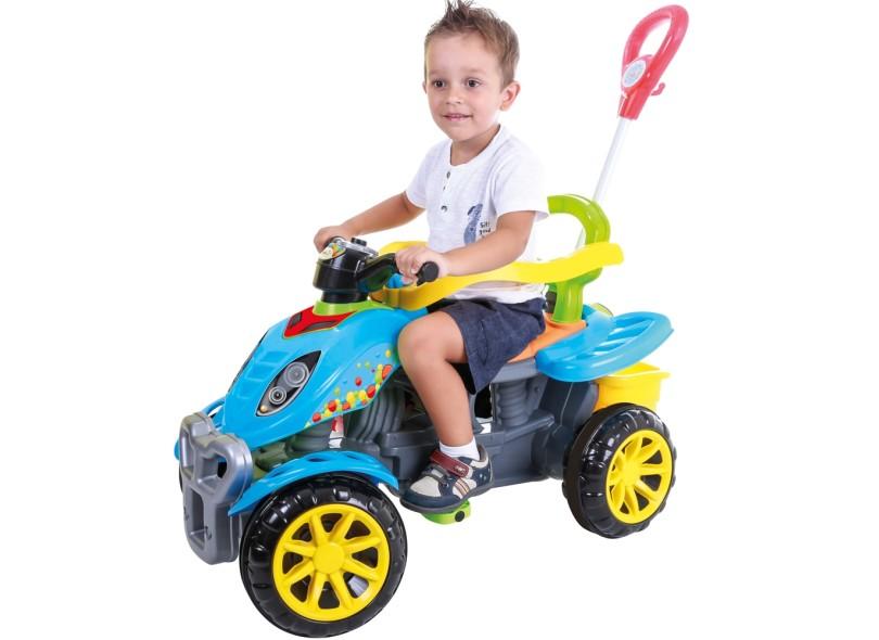 Quadriciclo com Pedal Maral 3111