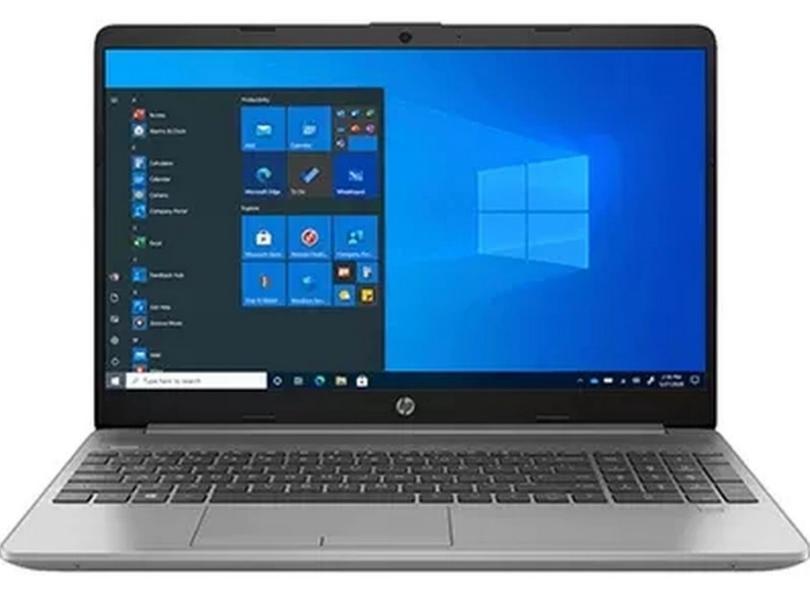 """Notebook HP Intel Core i5 1035G1 10ª Geração 8.0 GB de RAM 256.0 GB 15.6 """" Windows 10 256 G8"""