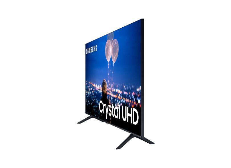"Smart TV TV LED 55 "" Samsung Série 8 4K Netflix UN55TU8000GXZD 3 HDMI"