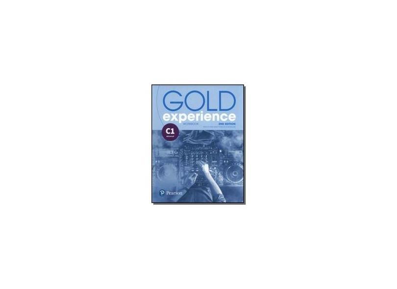 Gold Experience C1 Workbook - Rhiannon Ball - 9781292195162