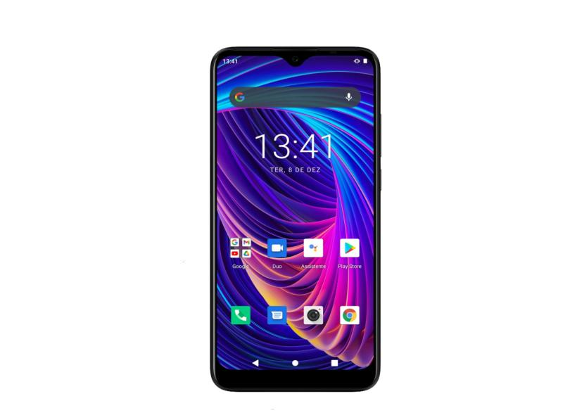 Smartphone Philco Hit P10 128GB Câmera Tripla 2 Chips Android 10
