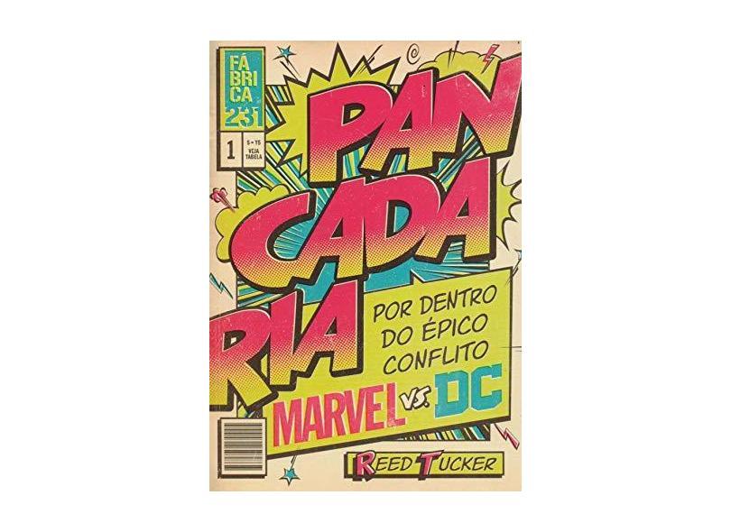 Pancadaria - Reed Tucker - 9788595170445