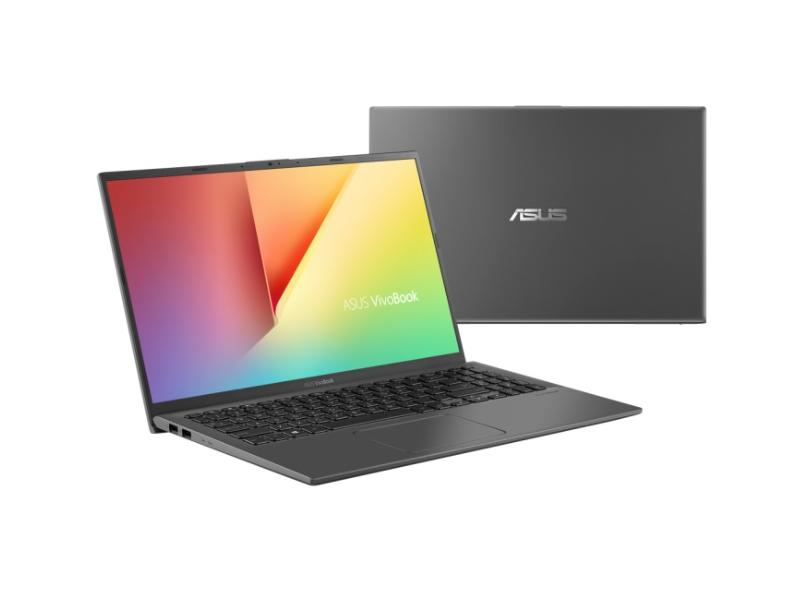 "Notebook Asus VivoBook 15 Intel Core i7 10510U 10ª Geração 8 GB de RAM 1024 GB 256.0 GB 15.6 "" Full GeForce MX230 Windows 10 X512FJ-EJ571T"
