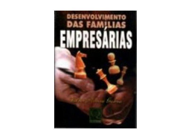 Desenvolvimento das Famílias Empresárias - Volnei P. Garcia - 9788573033076
