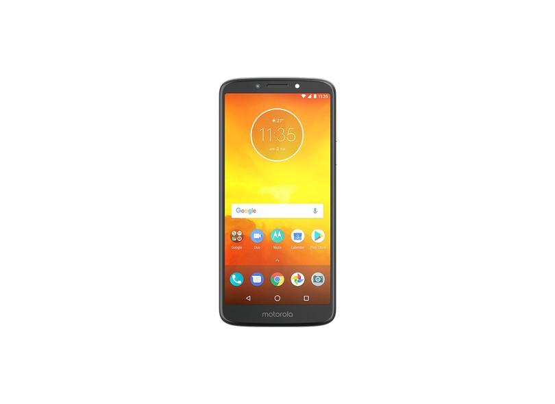 Smartphone Motorola Moto E E5 16GB 13.0 MP 2 Chips Android 8.0 (Oreo)