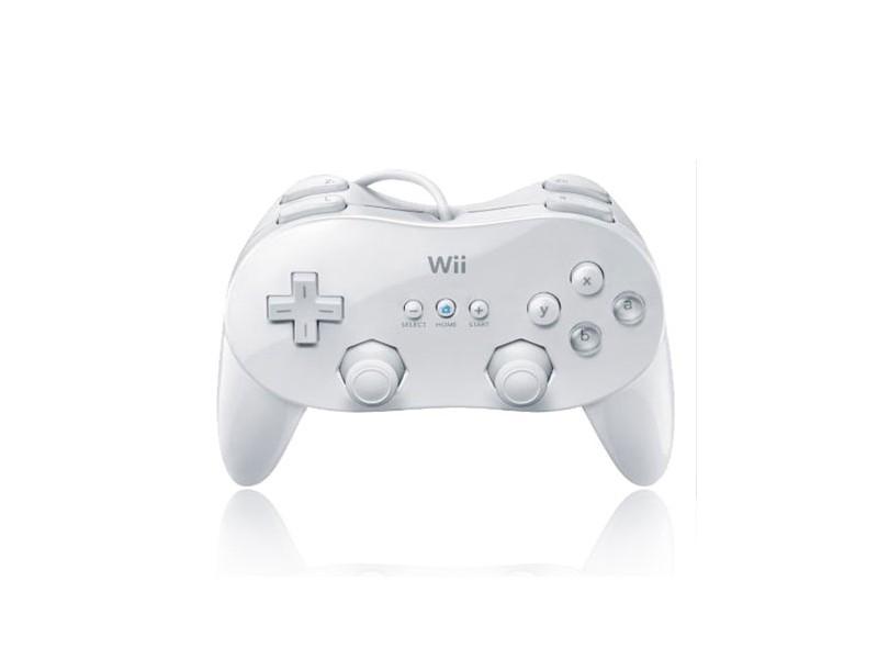 Controle Wii Clássico  -  Nintendo