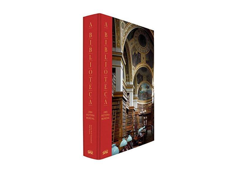 A Biblioteca - James W. P. Campbell - 9788579951794