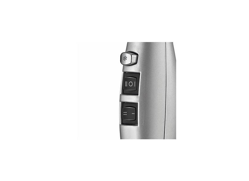 Secador de Cabelo Profissional Emissão de Íons 2000 Watts - Mondial Easy Dry