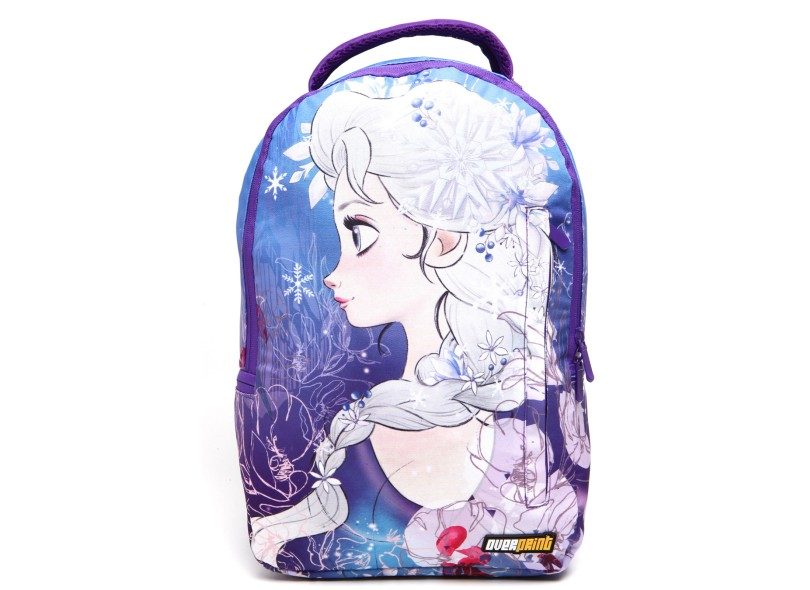 Mochila Escolar Dermiwil Disney Frozen Target G 30300