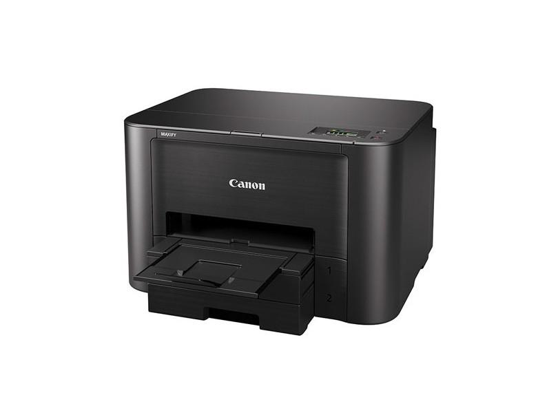 Impressora Canon Maxify IB4110 Jato de Tinta Colorida Sem Fio