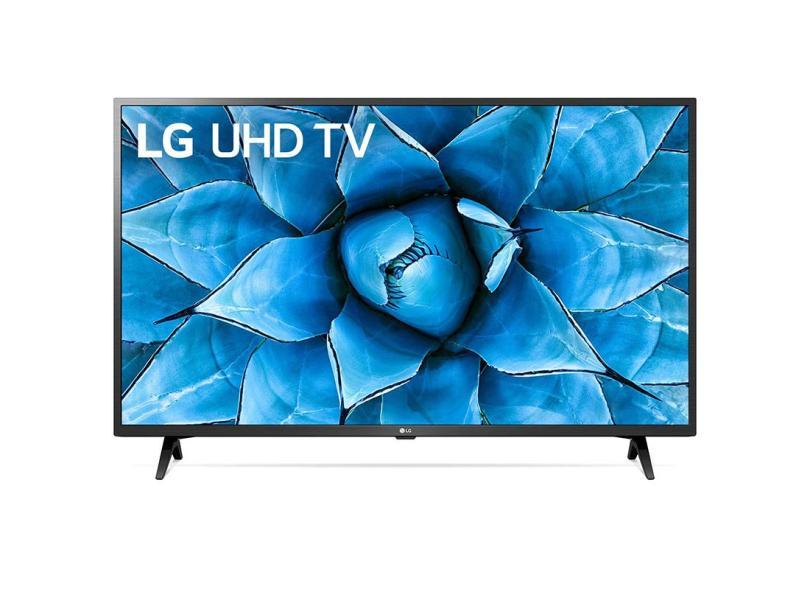 "Smart TV TV LED 43 "" LG ThinQ AI 4K 43UN7300PSC 3 HDMI"