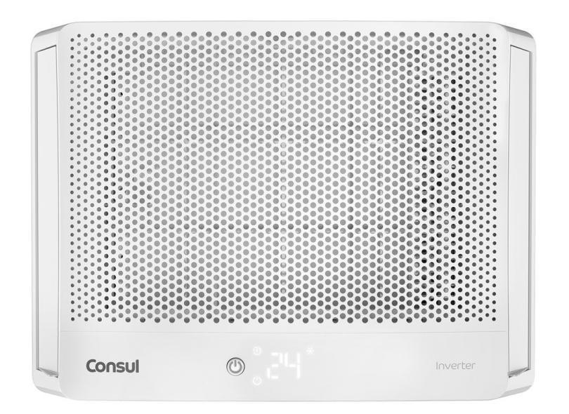 Ar-Condicionado Janela / Parede Consul 10000 BTUs Controle Remoto Frio CCK10AB