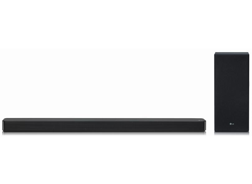 Home Theater Soundbar LG 420 W 3.1 Canais SL6Y