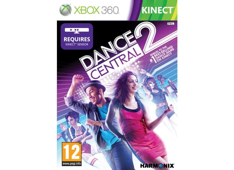 Jogo Dance Central 2 Microsoft Xbox 360