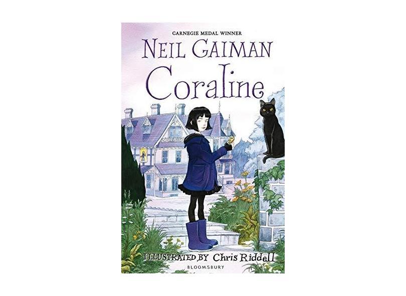 Coraline - Neil Gaiman - 9781408841754