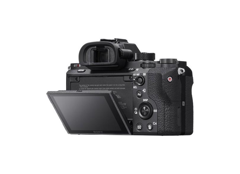 Câmera Digital DSLR(Profissional) Sony Alpha 42.4 MP 4K a7RII