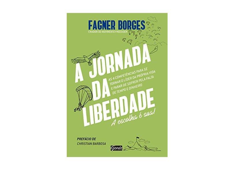 A Jornada da Liberdade - Borges,fagner - 9788545202455