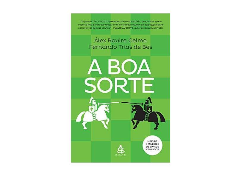 A Boa Sorte - Rovira Celma Álex - 9788543103259