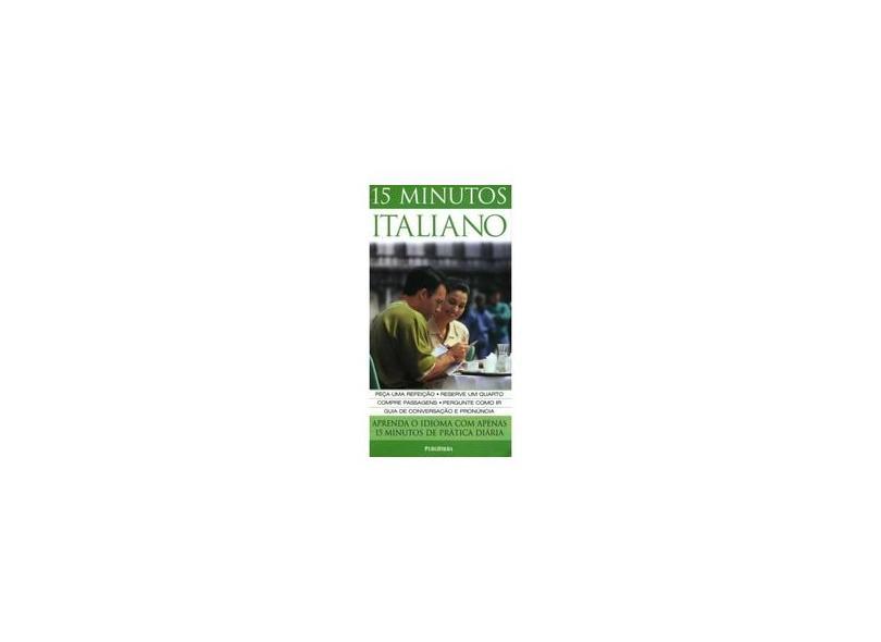15 Minutos - Italiano - Francesca Logi - 9788574027289