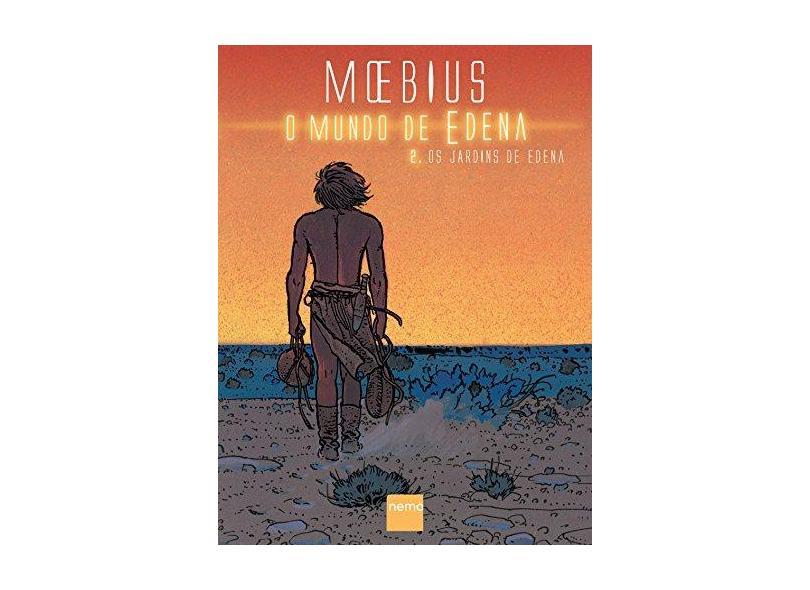 O Mundo de Edena - Vol. 2 - Os Jardins de Edena - Moebius - 9788564823969