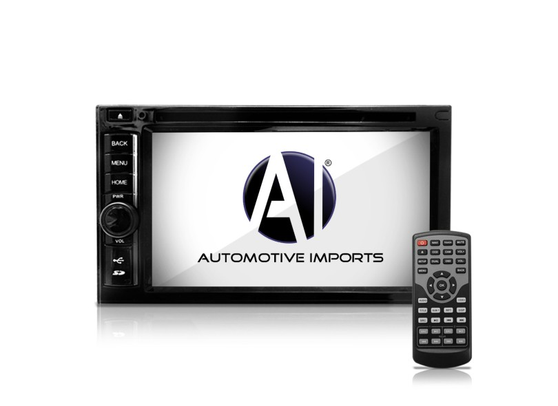 Central Multimídia Automotiva Automotive Imports Universal