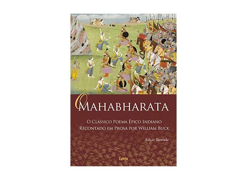 O Mahabharata - William Buck - 9788531612718
