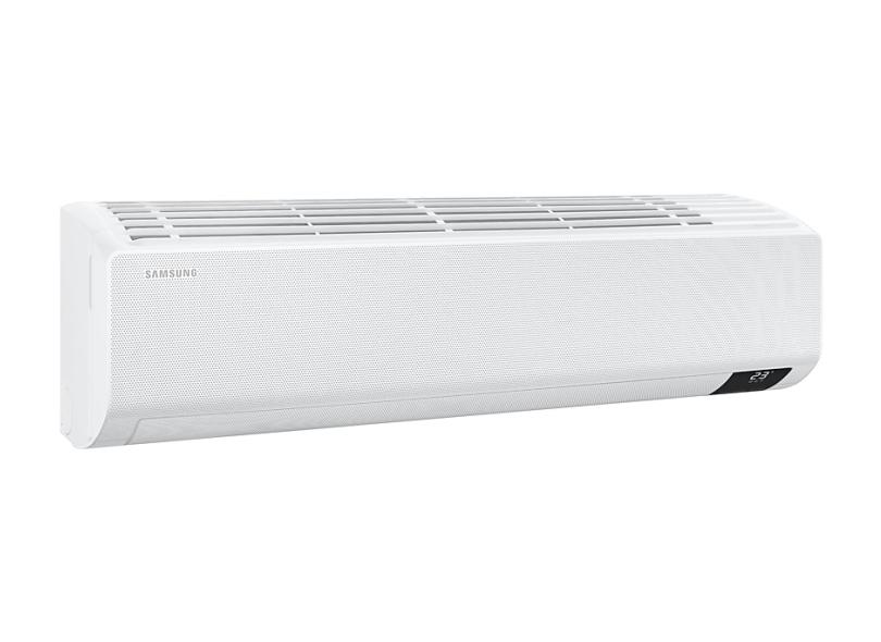 Ar-Condicionado Split Hi Wall Samsung Wind Free 18000 BTUs Inverter Controle Remoto Quente/Frio AR18TSHCBWKNAZ