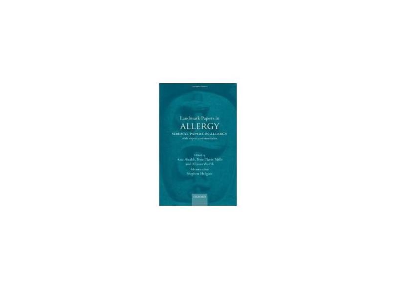 LANDMARK PAPERS IN ALLERGY - Sheikh - 9780199651559