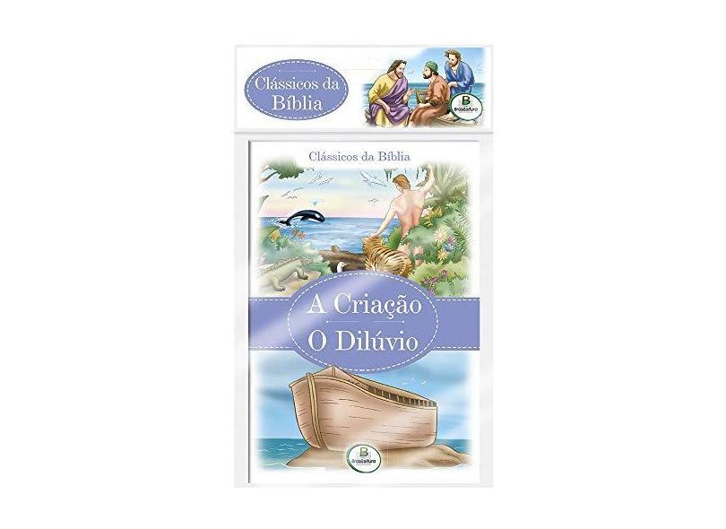 Clássicos da Bíblia - Caixa com 10 Unidades - Cristina Marques - 9788573980264
