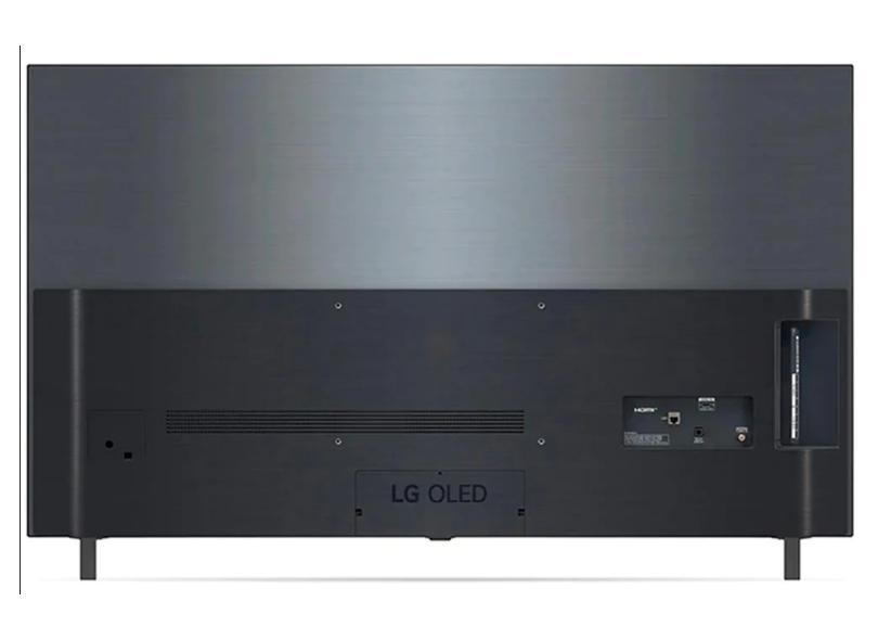 "Smart TV TV OLED 55 "" LG ThinQ AI 4K OLED55A1PSA 3 HDMI"