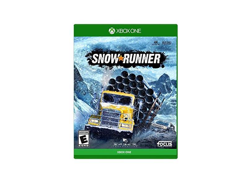 Jogo Snowrunner Xbox One Focus