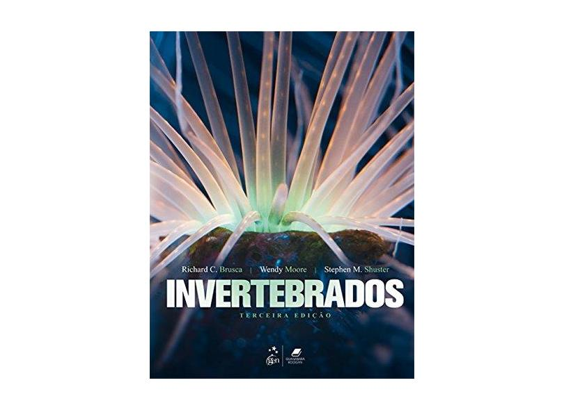 Invertebrados - Richard C. Brusca - 9788527731997