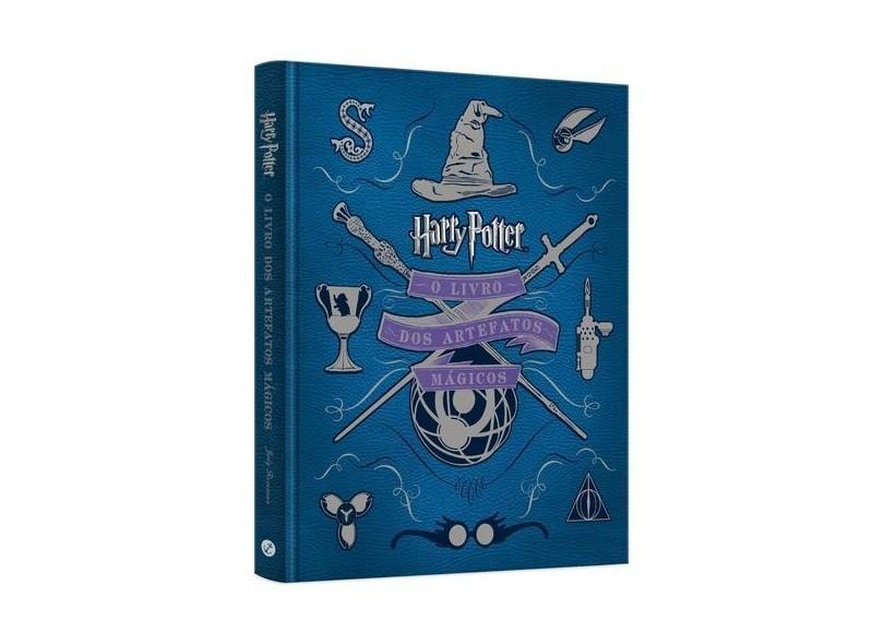 Harry Potter - o Livro Dos Artefatos Mágicos - Revenson, Jody; - 9788501073938
