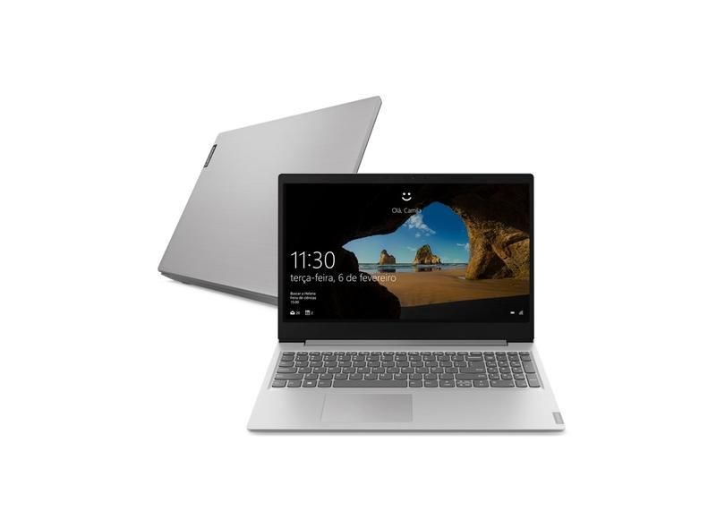 "Notebook Lenovo IdeaPad S145 Intel Core i5 1035G1 10ª Geração 8 GB de RAM 256.0 GB 15.6 "" Windows 10 Ideapad S145"