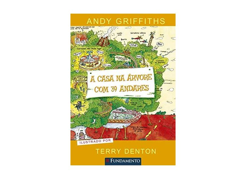 A Casa na Arvore com 39 Andares - Andy Griffiths - 9788539512652
