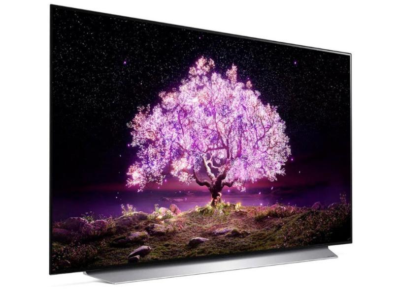 """Smart TV TV OLED 55 """" LG ThinQ AI 4K HDR OLED55C1 4 HDMI"""