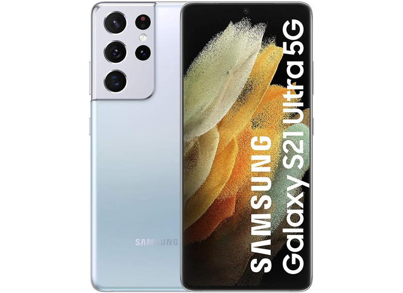 Smartphone Samsung Galaxy S21 Ultra 5G 128GB